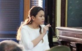 """Đại án VNCB: Bà Trần Ngọc Bích phản ứng mạnh với kiểu """"đánh tráo khái niệm"""""""