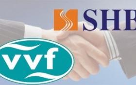 """NHNN chấp thuận """"se duyên"""" cho SHB và VVF"""