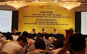"""Doanh nghiệp Việt """"mọc như nấm"""" nhờ hai luật mới"""