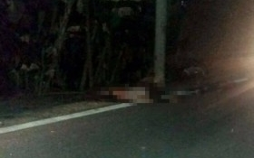 Điều tra vụ nam thanh niên tử vong nửa đêm nghi tai nạn giao thông