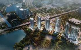 Tân Hoàng Minh Group – Vingroup – Techcombank hợp tác phát triển dự án D'.Capitale
