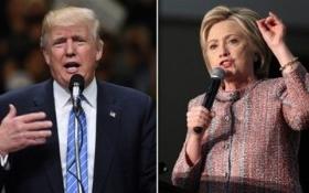 Donald Trump và Clinton công kích nhau trên truyền hình