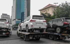 Phó Thủ tướng chỉ đạo kiểm tra phản ánh gian lận trong nhập khẩu xe ô tô biếu tặng