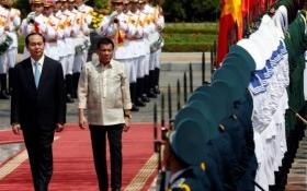 Việt Nam - Phillipines chia sẻ về vấn đề biển Đông