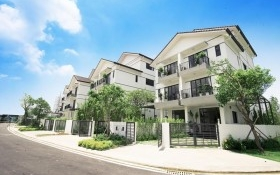 Vinhomes Thăng Long mở bán Long Cảnh – tiểu khu trung tâm dự án