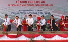 Hà Nội: Dự án 800 triệu USD 'hồi sinh' sông Tô Lịch, sông Lừ