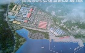 Thủ tướng chưa có ý kiến về siêu dự án thép của đại gia Lê Phước Vũ