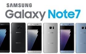 Người dùng Samsung Galaxy Note 7 sẽ được hoàn tiền sản phẩm