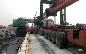 Dự án đường sắt Cát Linh - Hà Đông sẽ có thưởng, phạt tiến độ