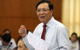 Nguyên bộ trưởng giáo dục Phạm Vũ Luận chuyển về Đại học Thương mại