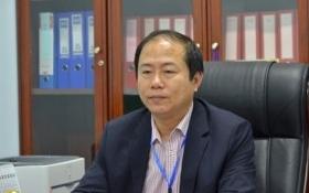Vụ trưởng quản lý doanh nghiệp làm Chủ tịch Tổng công ty Đường Sắt