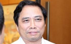 Trưởng ban Tổ chức Trung ương: Thực hiện đúng kết luận liên quan ông Vũ Huy Hoàng