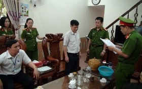 Khởi tố, bắt tạm giam Giám đốc, Phó giám đốc Cty Xổ số kiến thiết Hà Giang