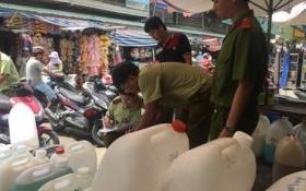 Hà Nội tiến hành kiểm tra an toàn hóa chất tại 37 doanh nghiệp
