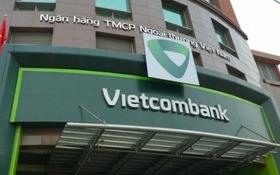 Vietcombank: Lợi nhuận 9 tháng đạt 84% kế hoạch năm