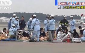 Máy bay Vietnam Airlines không liên quan vụ 34 du khách Nhật ngộ độc
