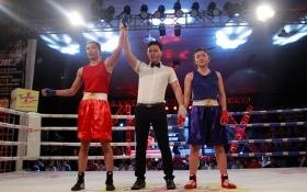 Nhà vô địch boxing trẻ thế giới vào chung kết võ đài Number 1