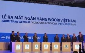 """""""Ông lớn"""" ngân hàng Hàn Quốc chính thức gia nhập thị trường Việt Nam"""