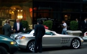 Những mẫu xe ưa thích của Donald Trump