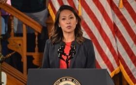 Chân dung người phụ nữ gốc Việt đầu tiên được bầu vào Hạ viện Mỹ