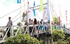 Người dân Đất Mũi với hoài niệm ớn lạnh về cây cầu bê tông trơ lõi sắt