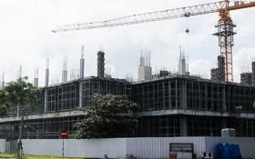 Xây cao ốc 33 tầng không phép ngay trung tâm TP Đà Nẵng