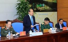 Hội đồng Tư vấn đặc xá họp xét duyệt danh sách đặc xá năm 2016