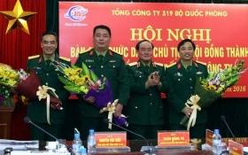Đại tá Phùng Quang Hải thôi chức Chủ tịch HĐTV Tổng công ty 319
