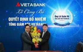 VietABank chính thức bổ nhiệm tân Tổng giám đốc