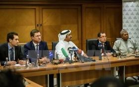 Các thành viên OPEC đạt thỏa thuận cắt giảm sản lượng dầu mỏ