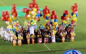 Khai mạc BTV – Cup Number 1: Đội bóng của 'Messi Campuchia' lấn át chủ nhà Bình Dương