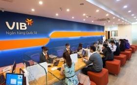 Ngân hàng Quốc tế (VIB) tăng vốn lên 5.644 tỷ đồng