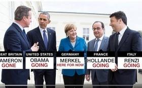 Toàn cảnh thế giới 2016 trong một bức ảnh