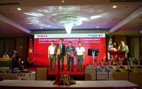 Maritime Bank trở thành đối tác chiến lược của Hiệp hội DNVVN Hàn Quốc
