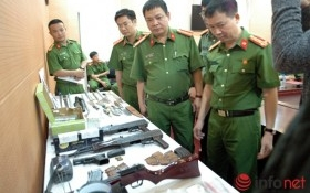 Bộ Công an mở cuộc tấn công tội phạm vào dịp Tết 2017