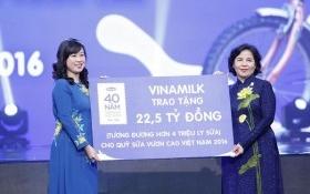 Vinamilk – một doanh nghiệp luôn vì cộng đồng