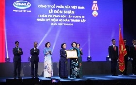 Vinamilk 40 năm Vươn cao Việt Nam - Vươn tầm Thế giới