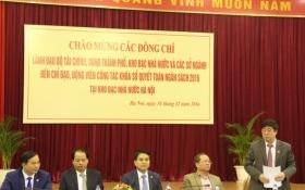 Hà Nội: Thu ngân sách 2016 vượt 3,8%
