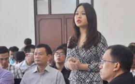Phúc thẩm đại án Phạm Công Danh: Luật sư bảo vệ cho Trần Ngọc Bích gửi kiến nghị đến HĐXX