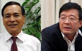 Chủ tịch VAMC và Vụ trưởng Vụ tín dụng NHNN hoán đổi vị trí