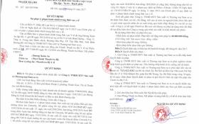 Công ty Samsara bị phạt 60 triệu đồng vì vi phạm hành chính trong lĩnh vực y tế
