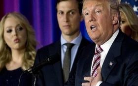 Ông Donald Trump bổ nhiệm con rể làm cố vấn cao cấp tổng thống