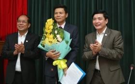 Bổ nhiệm ông Nguyễn Ngọc Hiển làm Tổng Biên tập Báo Lao động