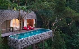 Xanh mộc – Xanh dương: Cặp đôi hoàn hảo của kiến trúc đương đại
