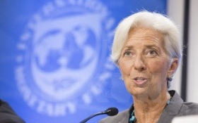 IMF dự báo kinh tế Mỹ khả quan trong năm nay và năm tới