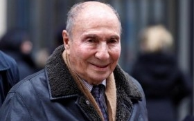 Tỷ phú Pháp Serge Dassault bị phạt nặng vì tội trốn thuế