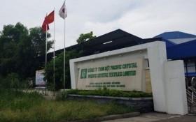 UBND tỉnh Hải Dương phạt công ty dệt của Trung Quốc gần 700 triệu đồng