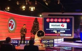 Vietlott cùng lúc trả thưởng 127 tỷ đồng cho 3 chủ nhân giải Jackpot