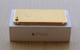 iPhone 7 mạ vàng cho Valentine được chào giá từ 35 triệu đồng
