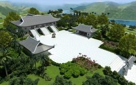 Hà Nội xây công viên nghĩa trang gần làng lụa Vạn Phúc